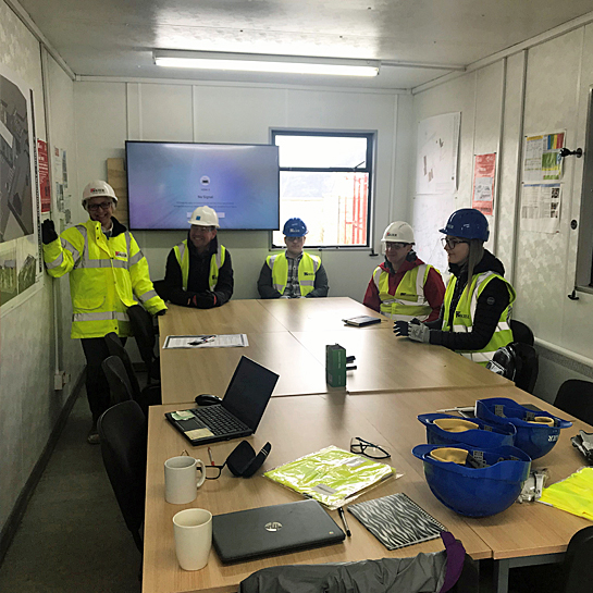 Oceansgate collaborating with Kier andCity College Plymouth