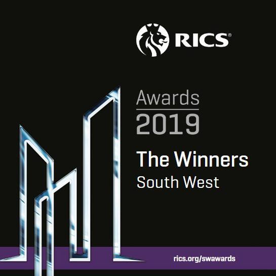 RICS Awards 2019 - Oceansgate Winners South West