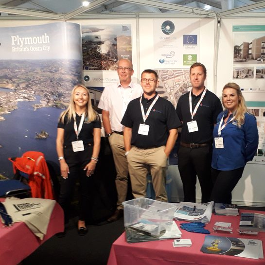 Plymouth's marine offer at Seawork