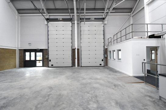 Endurance Court - Inside