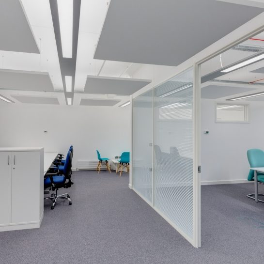 Endeavour House Office Interior