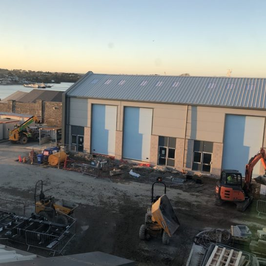 Phase 2 industrial units