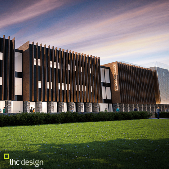 Marine and Digital Innovation Centre in Phase 3 of Oceansgate