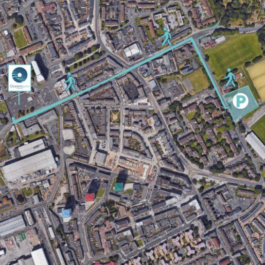 Brickfields Parking Location